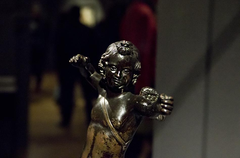 Amsterdam, Rijksmuseum, Amor