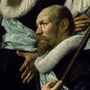 Amsterdam, Rijksmuseum, Frans Hals, Kompanie des Reynier Reael