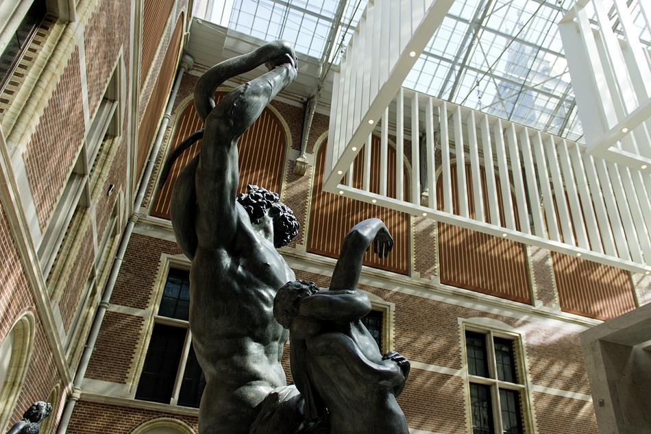 Amsterdam, Rijksmuseum, Laokoon