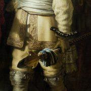 Amsterdam, Rijksmuseum, Rembrandt, Die Kompanie des Frans Banning Cocq (Die Nachtwache)
