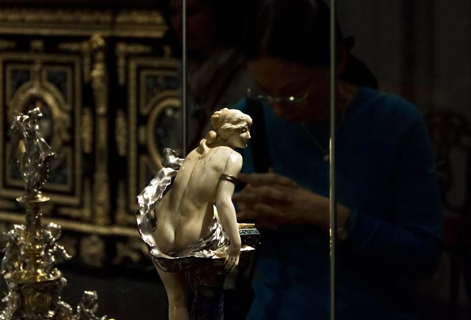 Amsterdam, Rijksmuseum, Maison Vever, Pandora