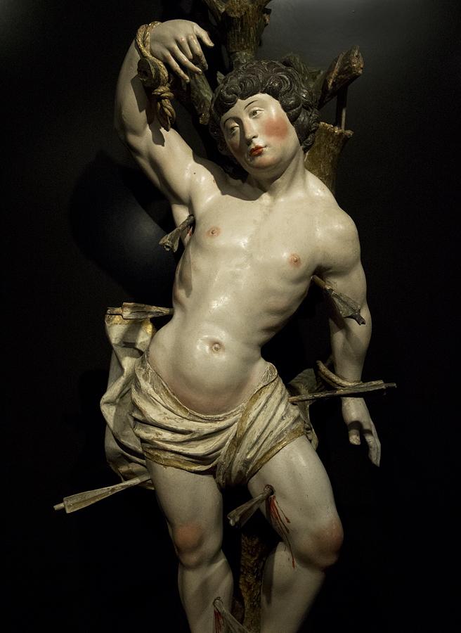Amsterdam, Rijksmuseum, St Sebastian