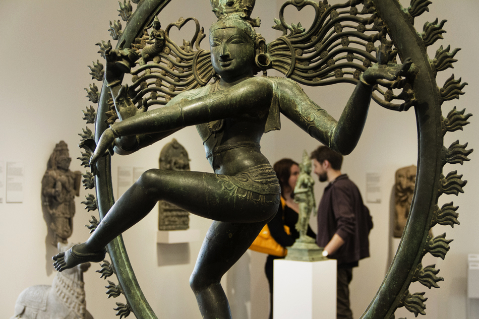 Amsterdam, Rijksmuseum, Shiva Nataraja
