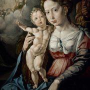 Amsterdam, Rijksmuseum, Jan Cornelisz Vermeyen, Hl. Familie