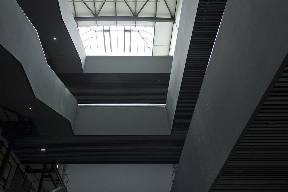 Berlin, Baustelle Barenboim-Said Akademie