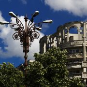 Bukarest, Piața Constituției, Architektur
