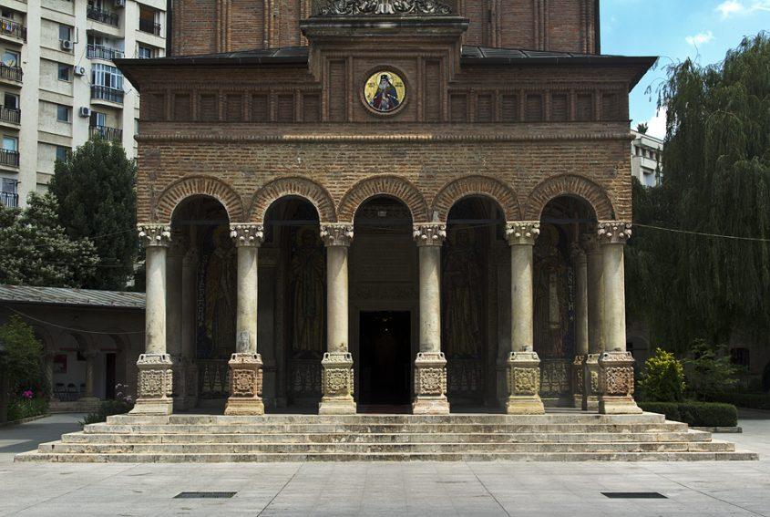 Bukarest, Mănăstirea Antim (Antim-KLoster)