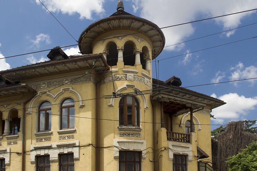 Bukarest, Strada 11 Iunie