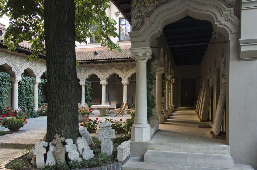 Bukarest, Kloster, Biserica Stavropoleos