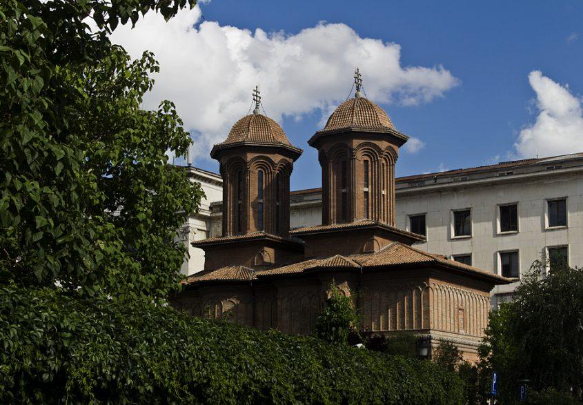 Bukarest, Kirche, Kretzulescu Church