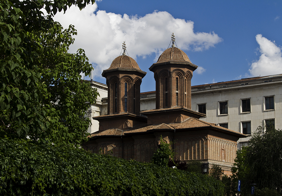 Bukarest, Kirche, Kretzulescu Church