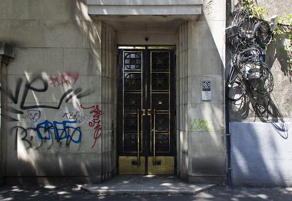 Bukarest, Architektur, Bulevardul Carol I, S.C. ASIROM Vienna Insurance Group S.A