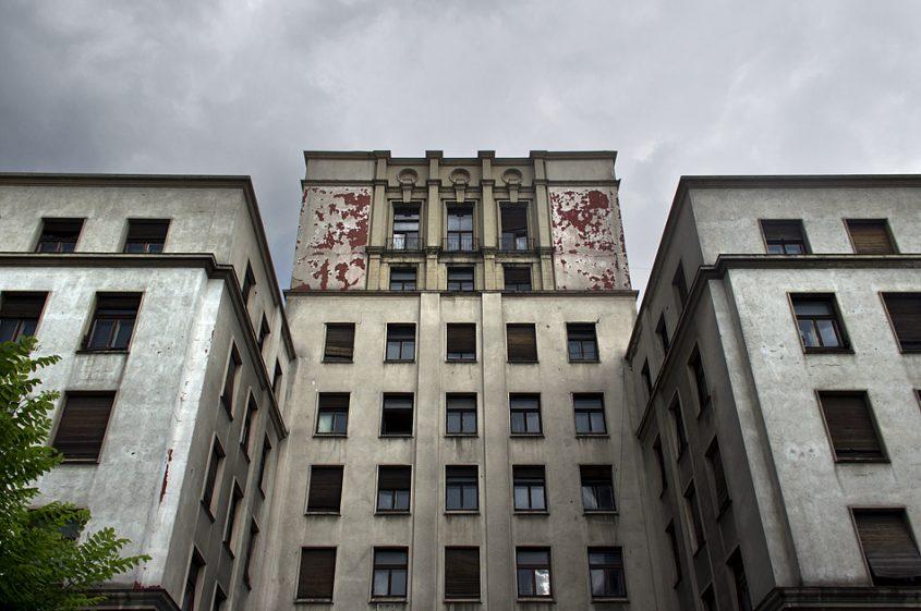 Bukarest, Architektur, Calea Victoriei 218