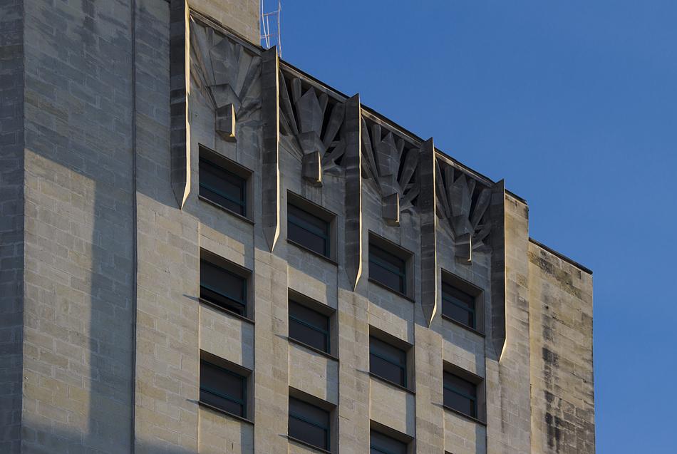 Bukarest, Architektur, Calea Victoriei, Palatul Telefoanelor