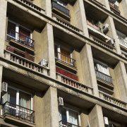 Bukarest, Architektur, Calea Victoriei