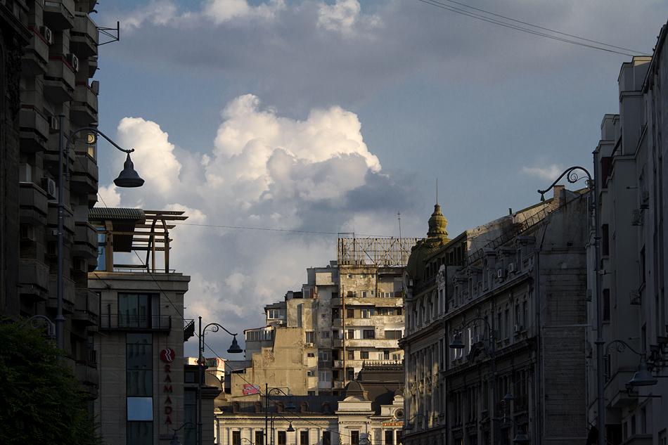 Bukarest, Calea Victoriei
