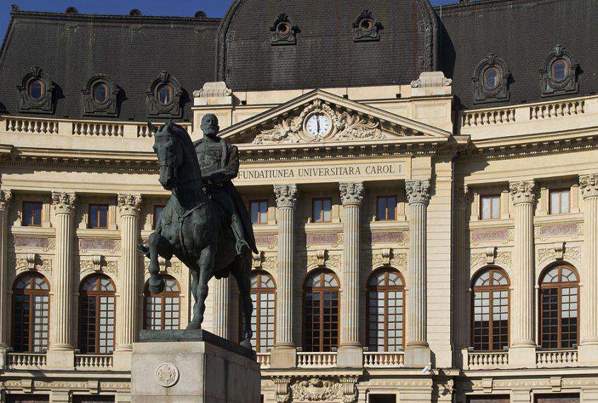 Bukarest, Biblioteca Centrală Universitară Carol I