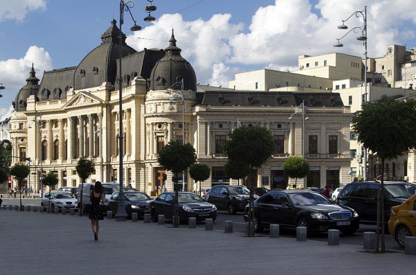 Bukarest, Piața Revoluției