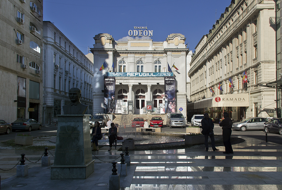 Bukarest, Theater Odeon