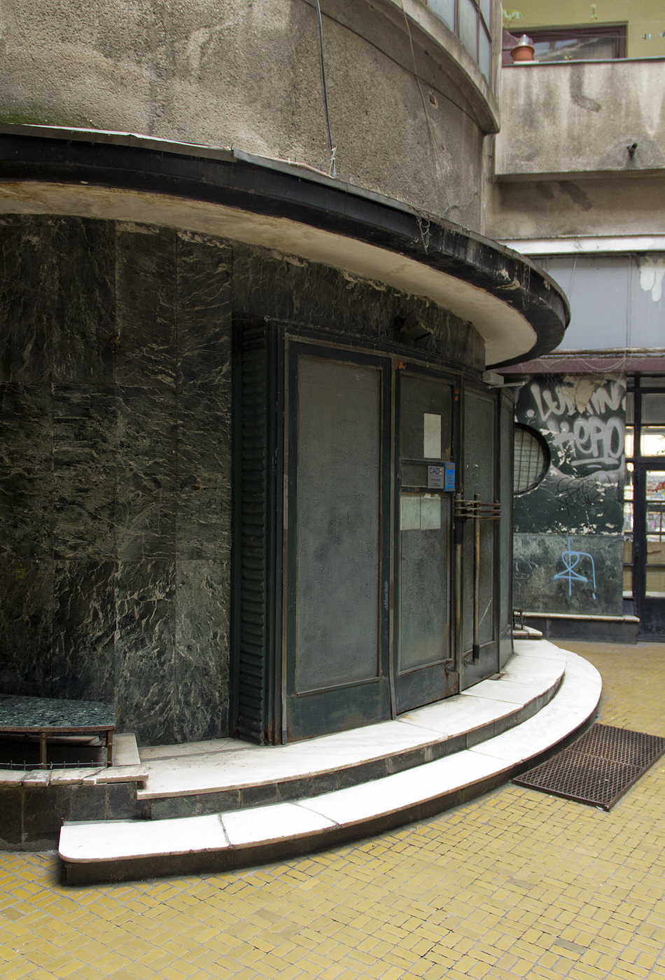 Bukarest, Wohnhaus von Tiberiu Niga in der Calea Victoriei