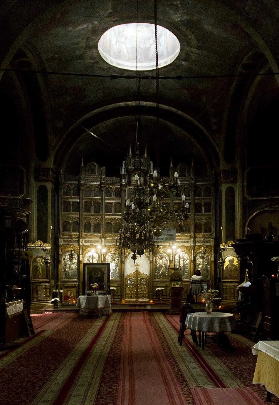 Bukarest, Verkündigungskirche, Biserica Curtea Veche