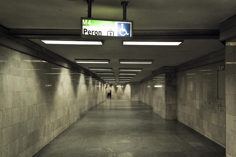 Bukarest, Metrostation Gara de Nord