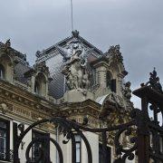 Bukarest, Muzeul Naţional George Enescu