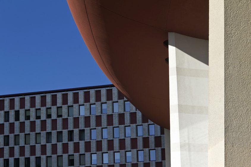 Bukarest, Architektur, Nationalthetare