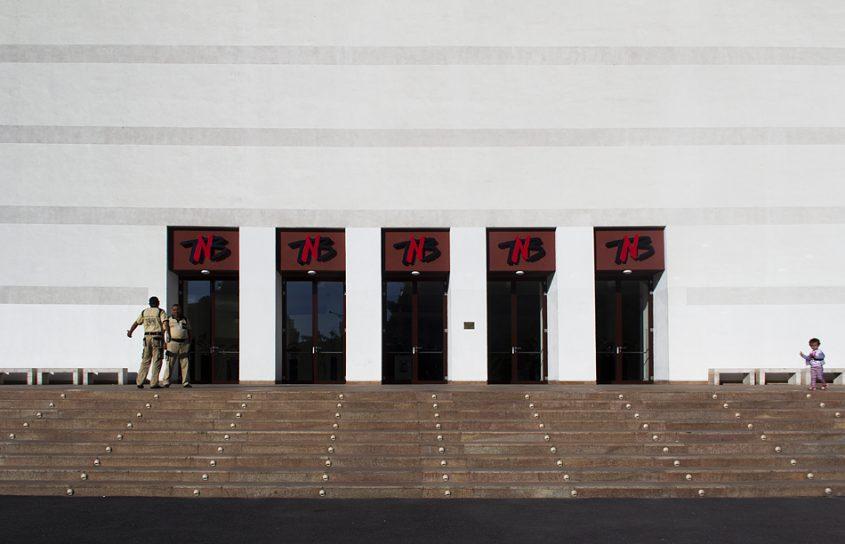 Bukarest, Architektur, Teatrul Național,