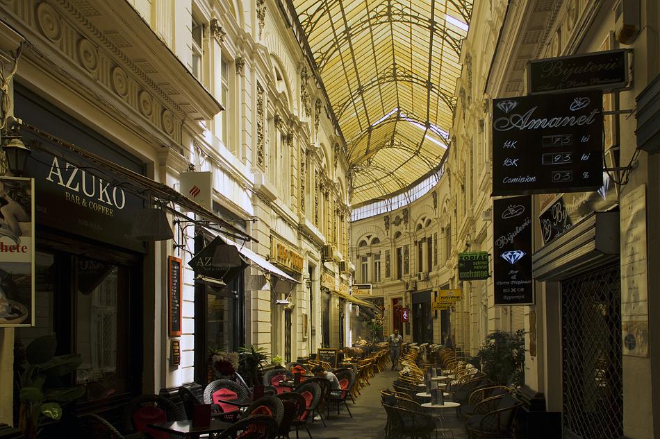 Bukarest, Passage, Pasajul Macca-Vilacrosse