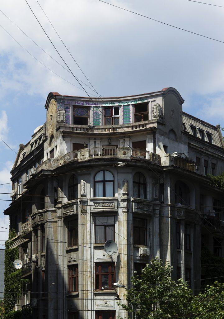Bukarest, Architektur, Piața C. A. Rosetti