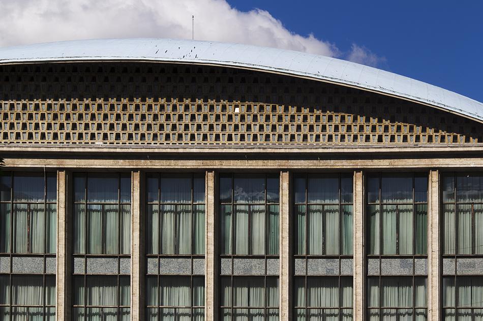 Bukarest, Architektur, Sala Palatului
