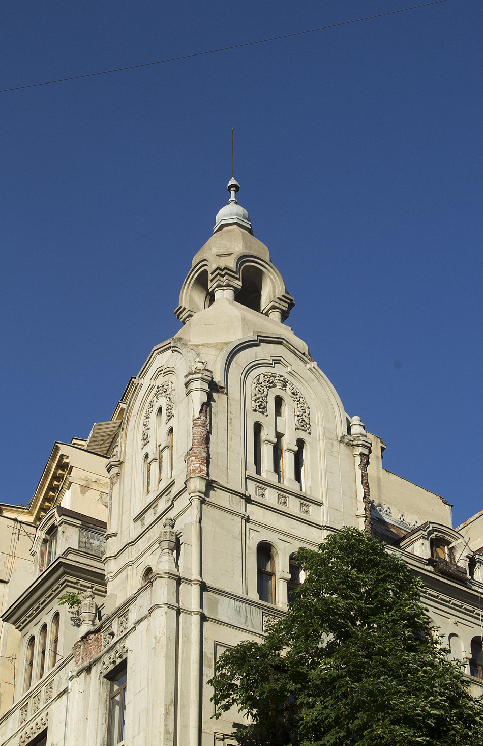 Bukarest, Architektur, Strada Ion Ghica