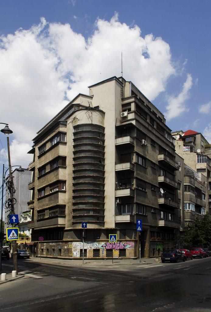 Bukarest, Architektur,