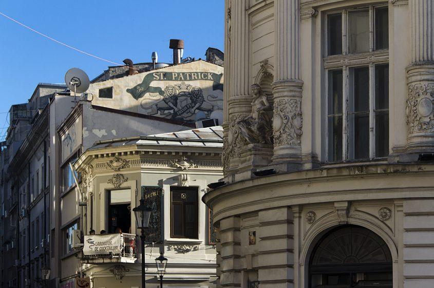 Bukarest, Altstadt, Strada Smârdan