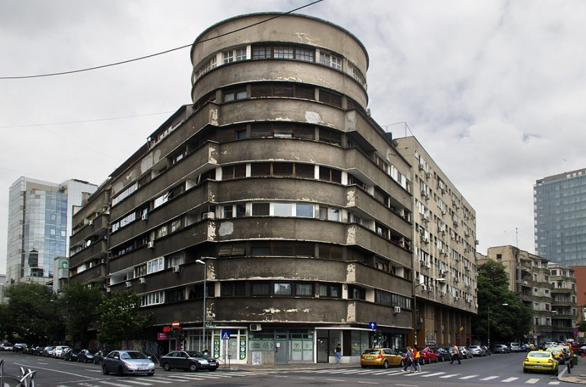 Bukarest, Architektur,