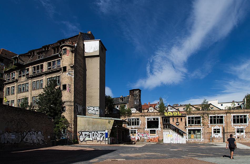 Halle Saale, Geiststraße