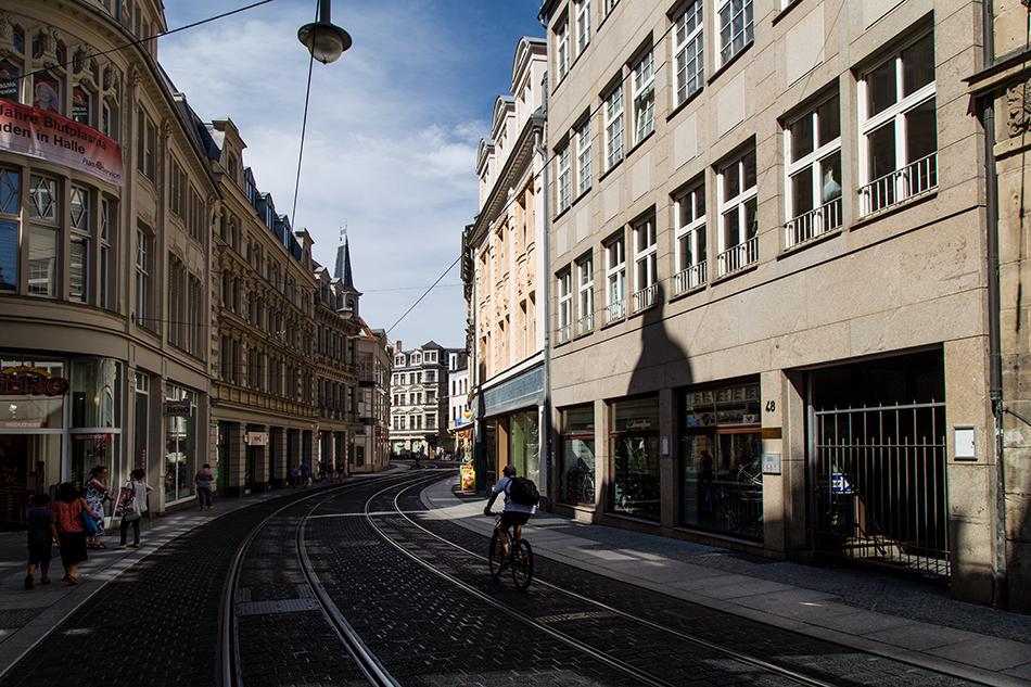 Halle Saale, Kleine Ulrichstraße