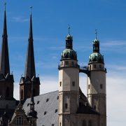 Halle Saale, Marktkirche Unser Lieben Frauen