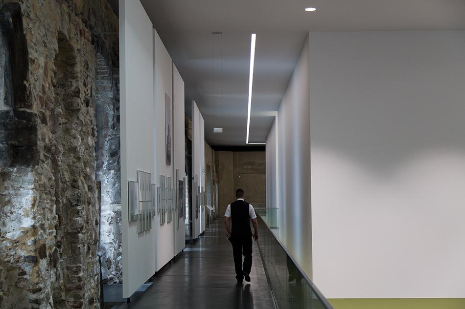 Halle Saale, Kunstmuseum Moritzburg, Galerie im Westflügel