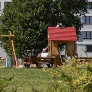 Halle Saale, Speilplatz am Ribeckplatz