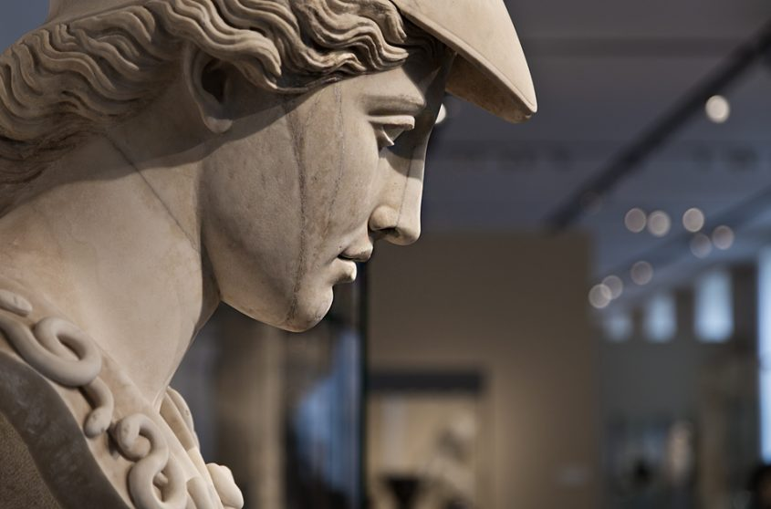 Museumsinsel Berlin, Altes Museum, Athena