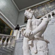 Berlin, Museumsinsel, Alte Nationalgalerie, Gustav Eberlein, Der Dornauszieher