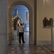 Bode-Museum, Mittelalterliche Plastik