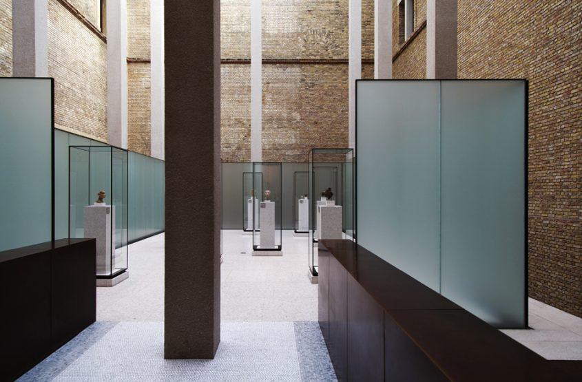 Neues Museum, Ägyptischer Hof
