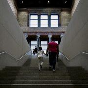 Neues Museum, Treppenhaus