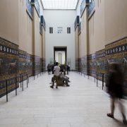 Pergamonmuseum, Prozessionsstraße von Babylon