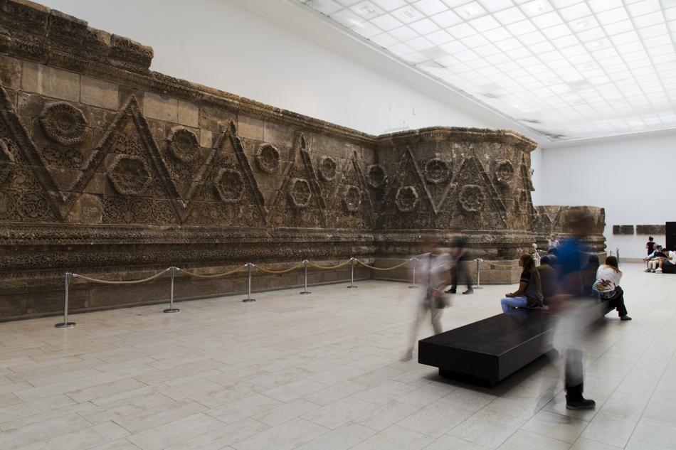 Pergamonmuseum, Mschatta-Fassade