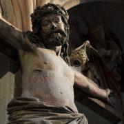 Naumburger Dom, Christus am Lettner des Westchors