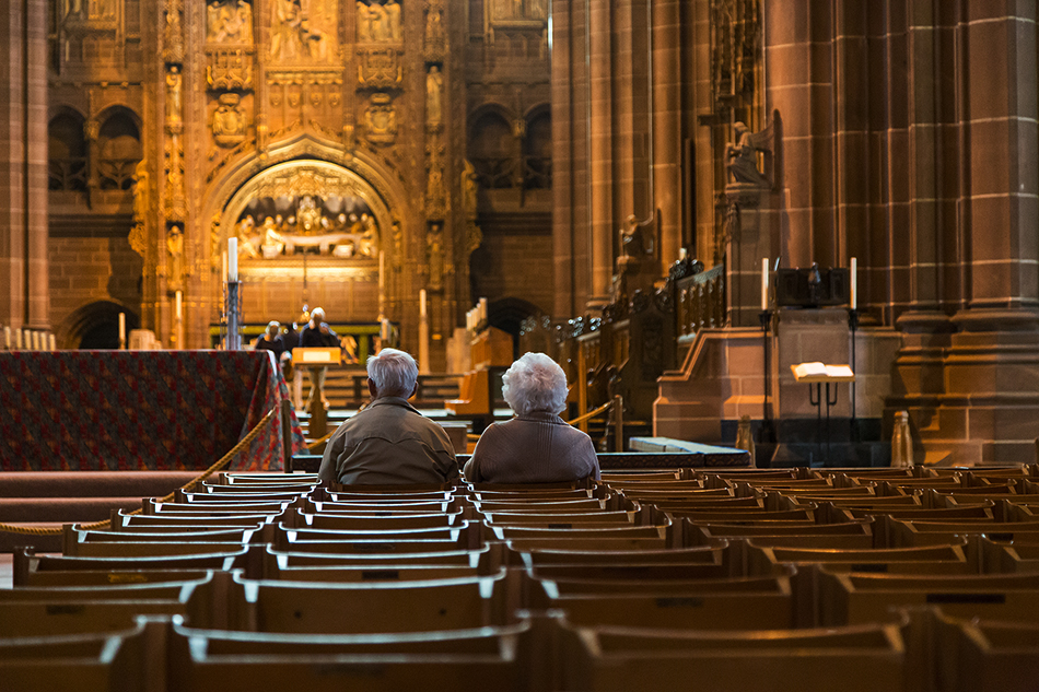 Liverpool Cathedral, High Altar